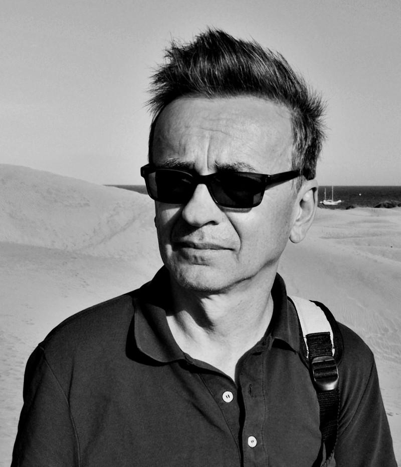 Zdjecie profilowe, avatar, Krzysztof Biały Fotografia