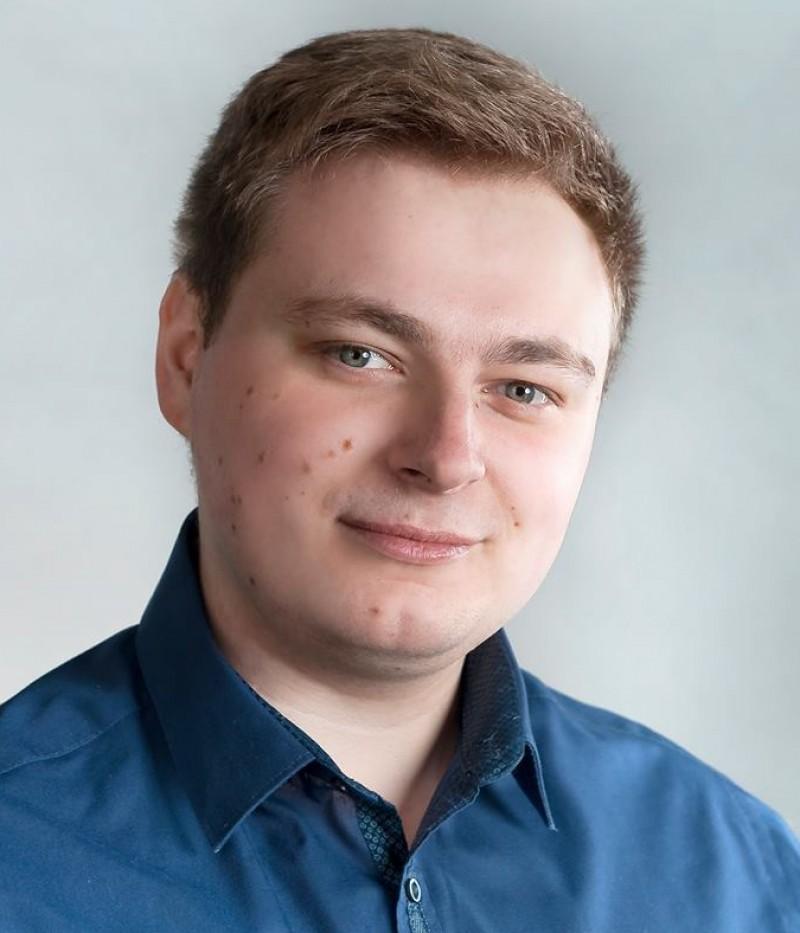 Zdjecie profilowe, avatar, Łukasz Banaszek