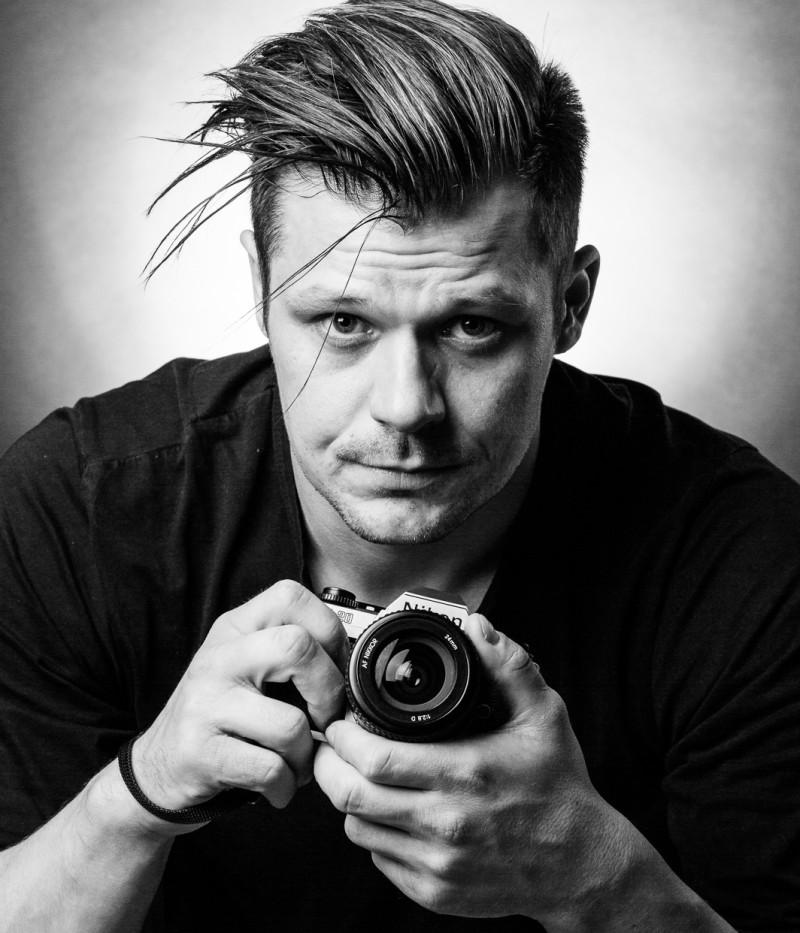 Zdjecie profilowe, avatar, Maciej Gillert Fotografia