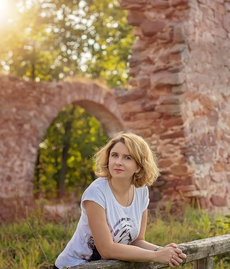 Zdjecie profilowe, avatar, Małgorzata Jonak Fotografia