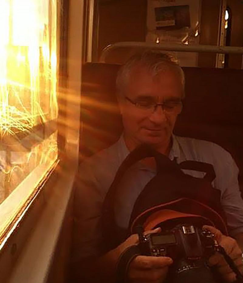 Zdjecie profilowe, avatar, Waldek Pietrzak