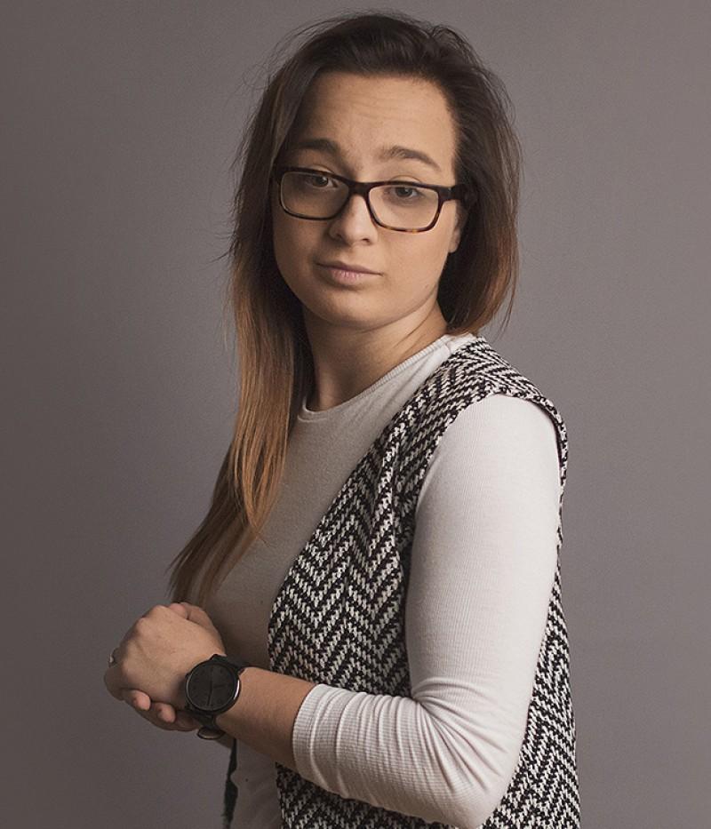 Zdjecie profilowe, avatar, Zuza Malina